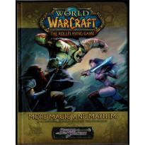 More Magic and Mayhem (jdr World of Warcraft d20 System en VO)