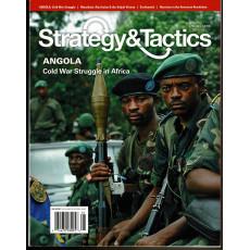 Strategy & Tactics N° 290 - Angola 1987-1988 (magazine de wargames & jeux de simulation en VO)