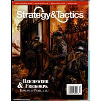 Strategy & Tactics N° 273 - Reichswehr & Freikorps 1920 (magazine de wargames & jeux de simulation en VO)