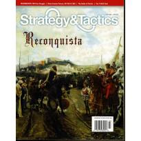 Strategy & Tactics N° 279 - Reconquista (magazine de wargames & jeux de simulation en VO)