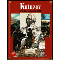 Kutuzov - The War in Russia 1812 (wargame de GMT en VO)