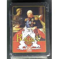Kutuzov - Paquet de cartes d'action (wargame de GMT en VO)