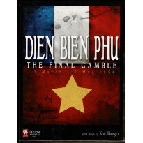 Dien Bien Phu - The Final Gamble 1954 (wargame de Legion Wargames en VO)