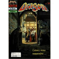Dragon Magazine N° 34 (L'Encyclopédie des Mondes Imaginaires)