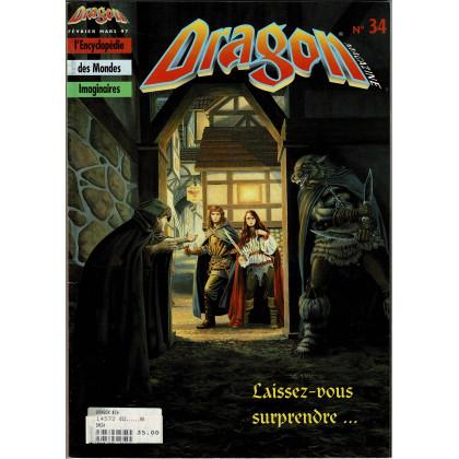 Dragon Magazine N° 34 (L'Encyclopédie des Mondes Imaginaires) 005