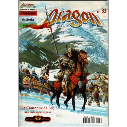 Dragon Magazine N° 33 (L'Encyclopédie des Mondes Imaginaires) 004