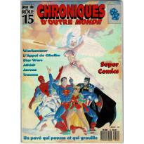 Chroniques d'Outre Monde N° 15 (magazine de jeux de rôles) 003
