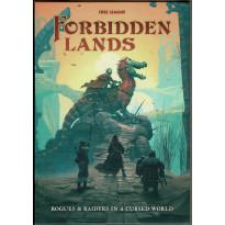 Forbidden Lands - Core Boxed Set (jdr de Free League et de Modiphius en VO) 001