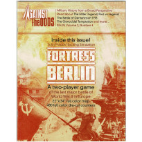 Against the Odds Volume 2 Nr. 4 - Fortress Berlin (A journal of history and simulation en VO) 001