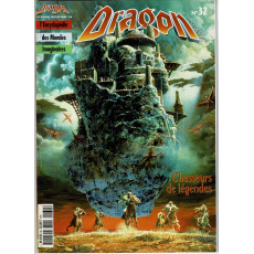 Dragon Magazine N° 32 (L'Encyclopédie des Mondes Imaginaires)