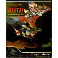 Blitz! - A World in Conflict (wargame Compass Games en VO) 001