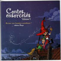 Contes ensorcelés - Volume 1 (jdr d'Antoine Bauza en VF) 001