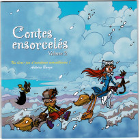 Contes ensorcelés - Volume 2 (jdr d'Antoine Bauza en VF) 001