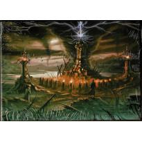 L'Appel de Cthulhu - Ecran du Gardien 30e Anniversaire (jdr 6e édition en VF) 006