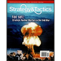 Strategy & Tactics N° 283 -  Fail Safe (magazine de wargames en VO) 001