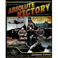 Absolute Victory - World Conflict 1939-1945 (wargame Compass Games en VO) 001