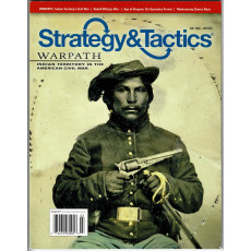 Strategy & Tactics N° 291 - Warpath (magazine de wargames en VO)
