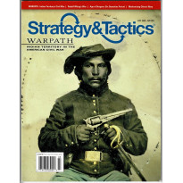 Strategy & Tactics N° 291 - Warpath (magazine de wargames en VO)