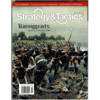 Strategy & Tactics N° 275 - Koeniggraetz 1866 (magazine de wargames en VO)
