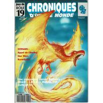 Chroniques d'Outre Monde N° 19 (magazine de jeux de rôles)