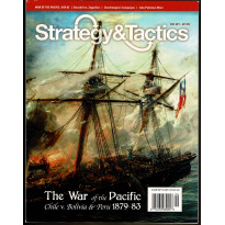 Strategy & Tactics N° 282 - The War of the Pacific 1879-83 (magazine de wargames en VO)