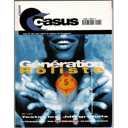 Casus Belli N° 5 Deuxième édition (magazine de jeux de rôle) 005