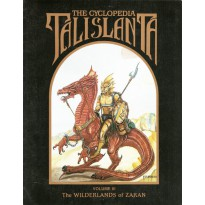 The Cyclopedia Volume III - The Wilderlands of Zaran (jdr Talislanta en VO) 001