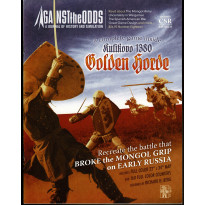 Against the Odds Volume V Nr. 2 - Golden Horde - Kulikovo 1380 (A journal of history and simulation en VO)