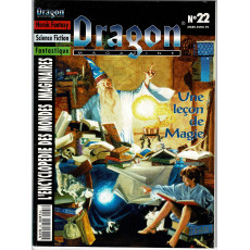Dragon Magazine N° 22 (L'Encyclopédie des Mondes Imaginaires en VF)