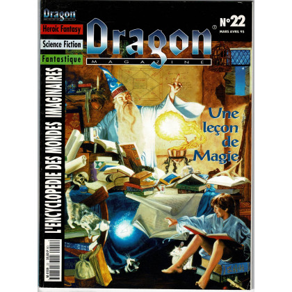 Dragon Magazine N° 22 (L'Encyclopédie des Mondes Imaginaires en VF) 005