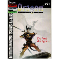 Dragon Magazine N° 21 (L'Encyclopédie des Mondes Imaginaires en VF)