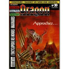 Dragon Magazine N° 20 (L'Encyclopédie des Mondes Imaginaires en VF)