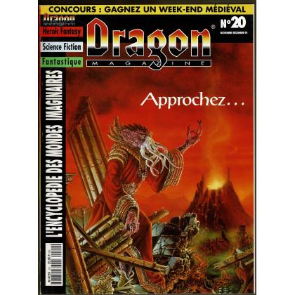 Dragon Magazine N° 20 (L'Encyclopédie des Mondes Imaginaires en VF) 006