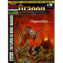 Dragon Magazine N° 20 (L'Encyclopédie des Mondes Imaginaires en VF)