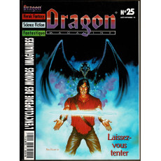 Dragon Magazine N° 25 (L'Encyclopédie des Mondes Imaginaires)
