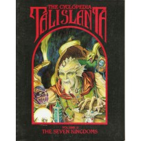 The Cyclopedia Volume II - The Seven Kingdoms (jdr Talislanta en VO) 001