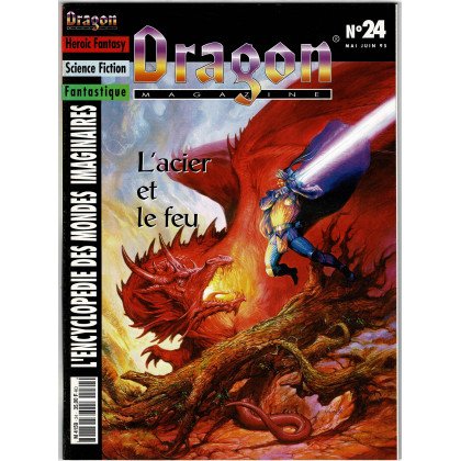 Dragon Magazine N° 24 (L'Encyclopédie des Mondes Imaginaires) 005