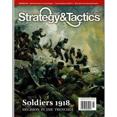 Strategy & Tactics N° 280 - Soldiers 1918 (magazine de wargames en VO)