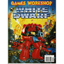 White Dwarf N° 168 (magazine de jeux de figurines Games Workshop en VO)
