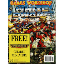 White Dwarf N° 166 (magazine de jeux de figurines Games Workshop en VO)