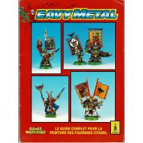 Eavy Metal (guide de peinture Games Workshop en VF) 001