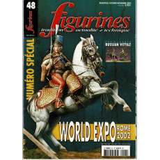 Figurines Magazine N° 48 (magazines de figurines de collection)