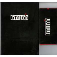 Degenesis -Lot 2 Portfolios illustrations & cartes des cultes (jdr de Sixmorevodka en VF)