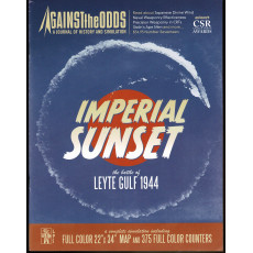 Against the Odds Volume V Nr. 1 - Imperial Sunset 1944 (A journal of history and simulation en VO)