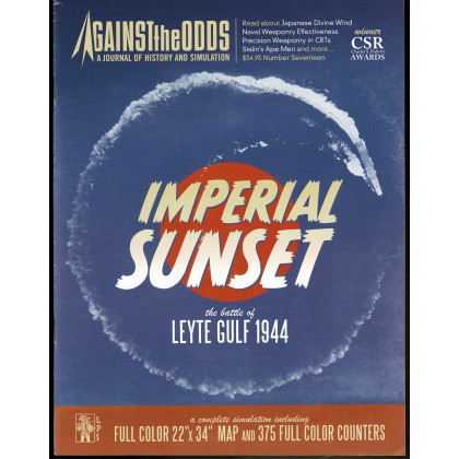 Against the Odds Volume V Nr. 1 - Imperial Sunset 1944 (A journal of history and simulation en VO) 001