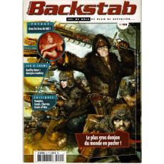 Backstab N° 49 (le magazine des jeux de rôles)