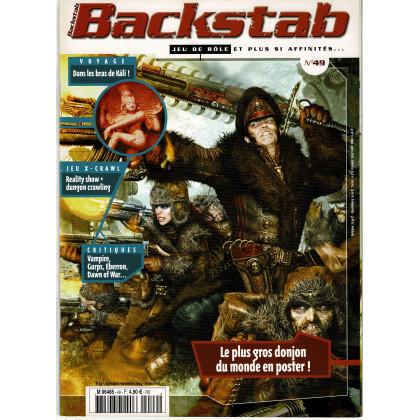 Backstab N° 49 (le magazine des jeux de rôles) 003