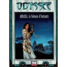 Akrasia, la Voleuse d'Instants (jdr d20 System pour Odyssée en VF)