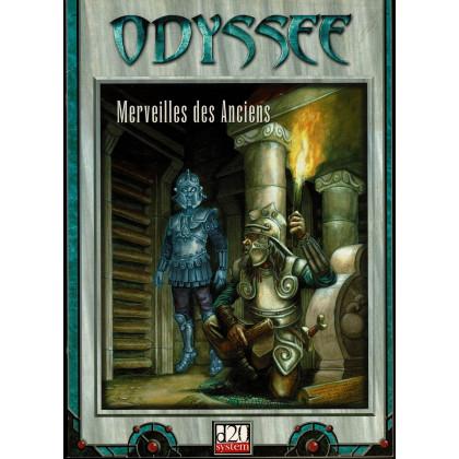 Merveilles des Anciens (jdr d20 System pour Odyssée en VF) 001