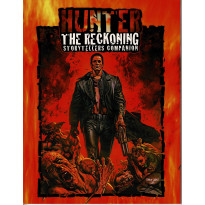 Hunter The Reckoning - Storytellers Companion (jdr White Wolf en VO) 001